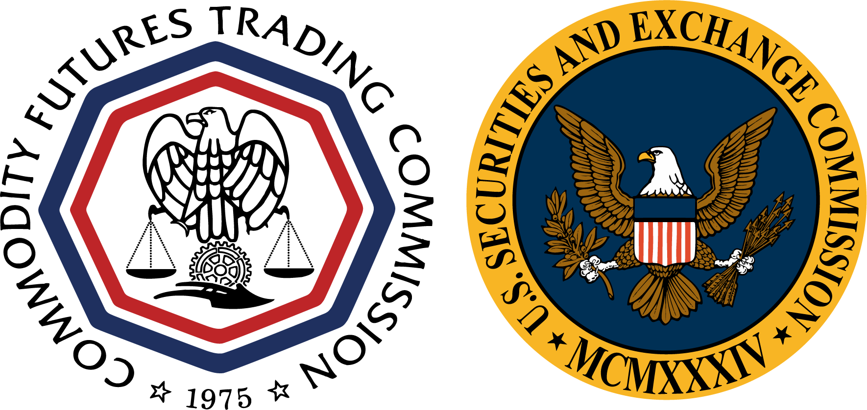 CFTC and SEC Seal